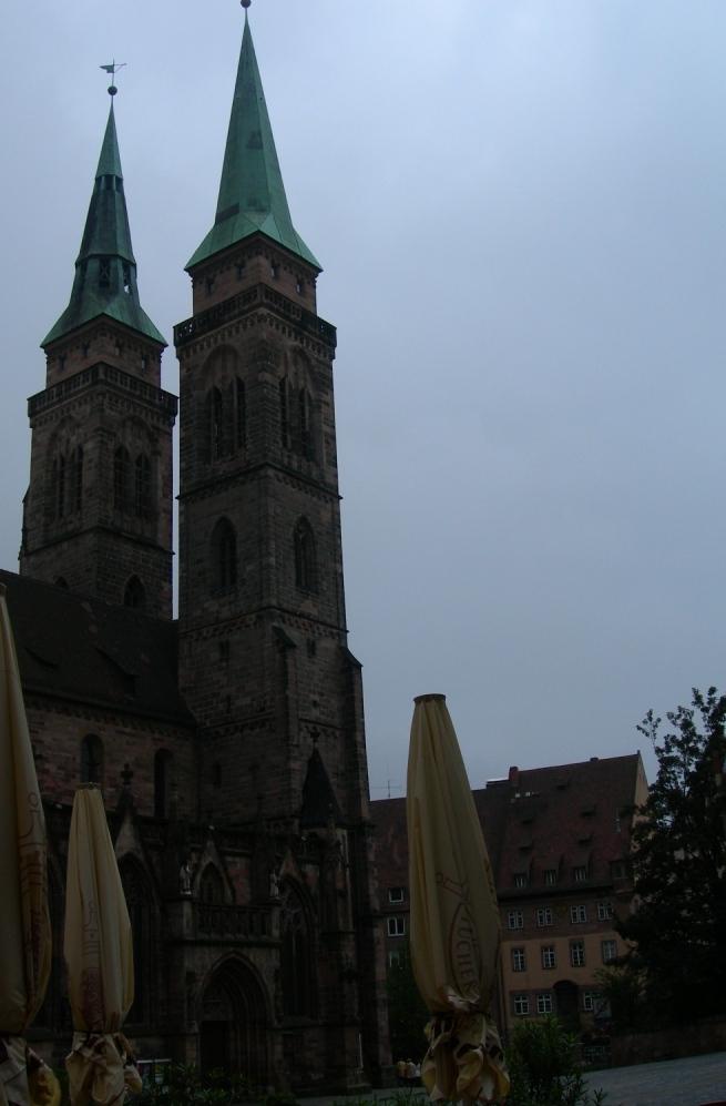 Церковь св.Себальда